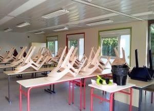 Classes au Collège de POUILLY EN AUXOIS