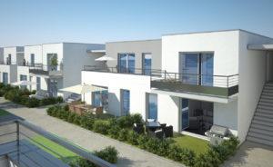 Aperçu 3D de logements