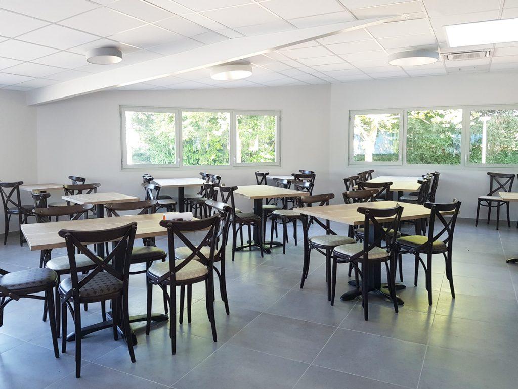 Salle de Restauration du VVF SEMUR EN AUXOIS