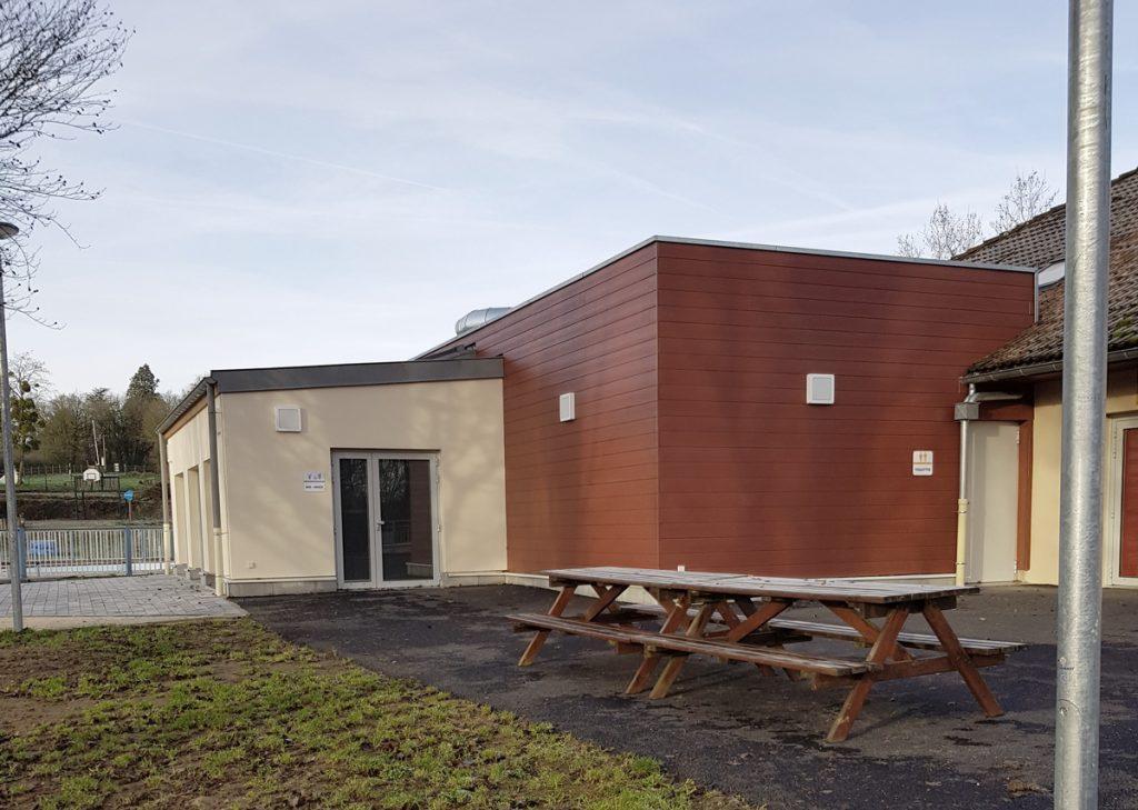 Bâtiment Restauration du VVF de SEMUR EN AUXOIS